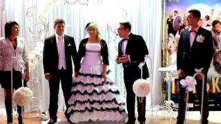 свадьба Саши и Жени 18 октября 2013