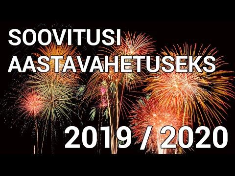Aastavahetuse soovitused 2019 lõpuks