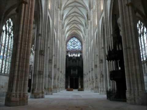 Tournemire l'Orgue Mystique - 5ème Dimanche après Pâques - 2 - Offertoire