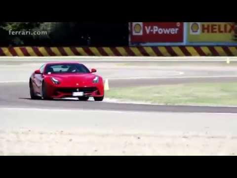 Ferrari Car - Ferrari 458 - John Newman visits Ferrari