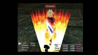 FF7 Mods Cloud limits Break Effects