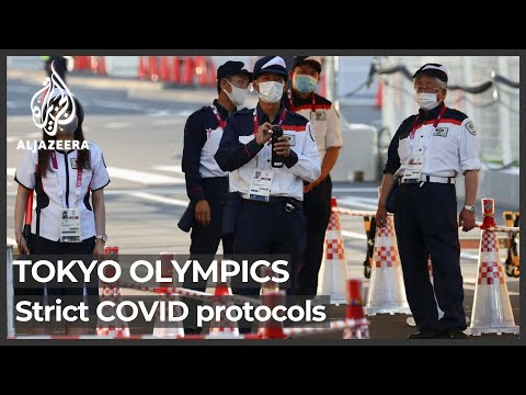 Tokyo 2020: COVID measures questioned as more athletes ruled out after positive tests