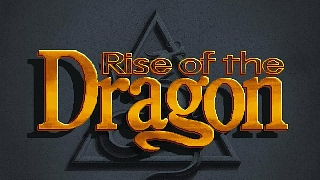 Rise of the Dragon (DOS) (1/10): Intro & Blade