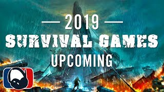 8 Upcoming SURVIVAL GAMES in 8 Minutes (2019)