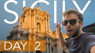 SICILY DAY 2: CATANIA / ACI TREZZA / SIRACUSA / ORTIGIA ∫ VLOG 9