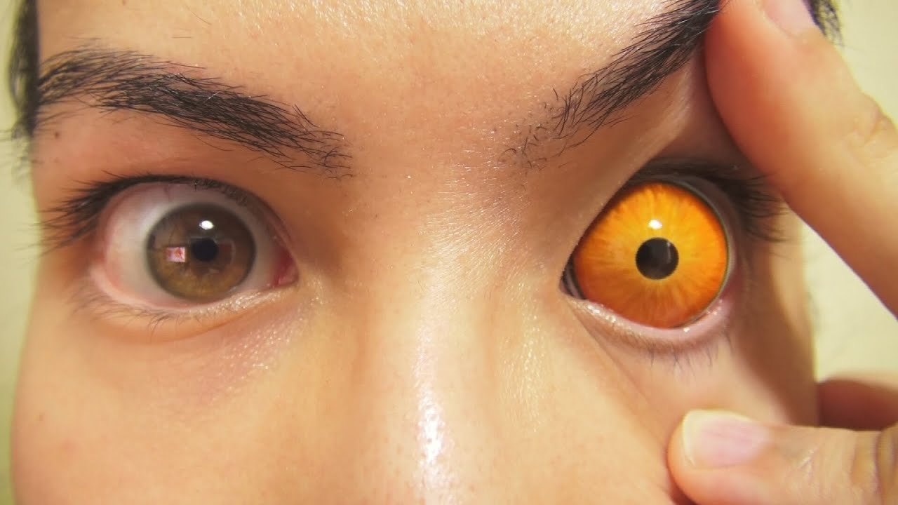 How To Insert And Remove Eclips Sclera Contact Lenses