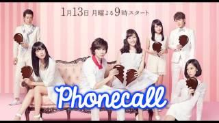 [ 失恋ショコラティエ / Shitsuren Chocolatier OST ] Ken Arai - Phonecall