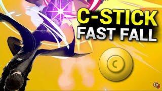 C-Stick Fast Fall Tech in Smash Ultimate!