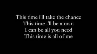 john legend this time with lyrics