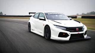 Road to Race 3 - Type R to TCR