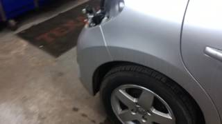 Peugeot rear light earth quick fix