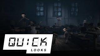 Little Nightmares II: Quick Look (Video Game Video Review)