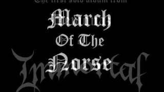 "DEMONAZ - ""All Blackened Sky"" from ""March of the Norse"" (OFFICIAL)"