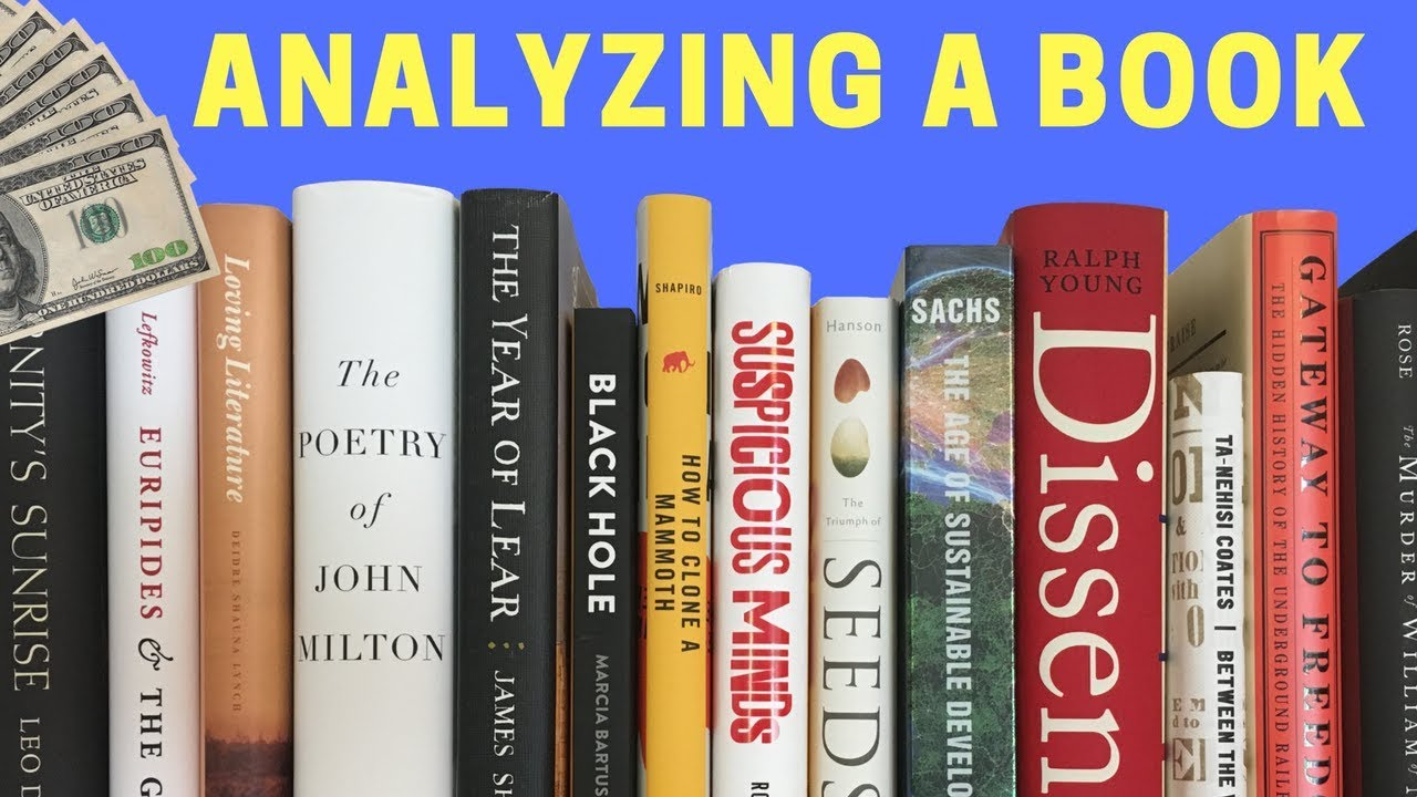 How To Analyze A Books Rank Before Selling It On Amazon