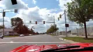 1959 Chevy Vette Test Drive Video 2