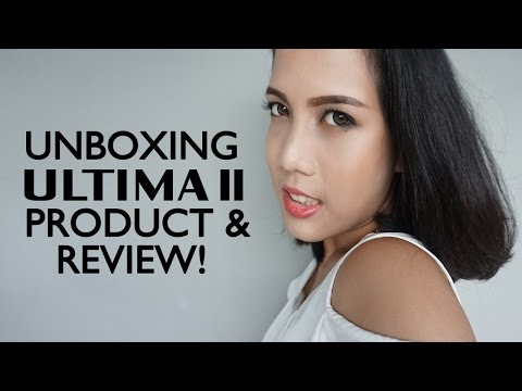 ULTIMA II Unboxing, Review, and Tutorial!