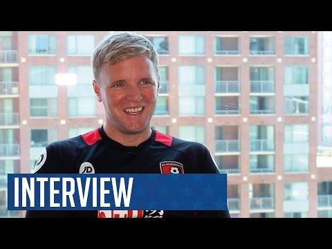 #USA16 | Eddie Howe believes the Cherries will return from America 'a more united and fitter team'