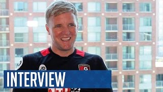 Gambar cover #USA16 | Eddie Howe believes the Cherries will return from America 'a more united and fitter team'