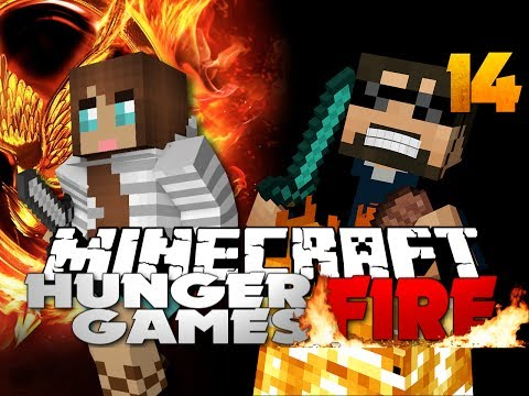 Minecraft Hunger Games Catching Fire