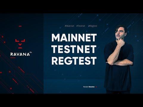 Что такое Mainnet , Testnet и RegTest. Начало работы с BTC! Ravana By Руслан Крапивин
