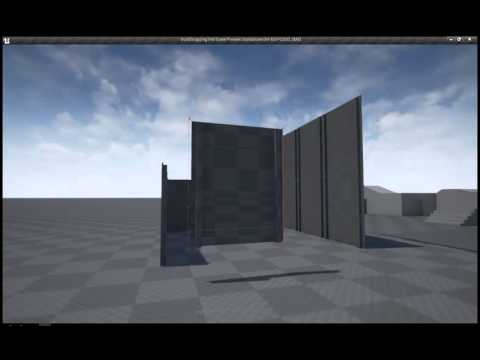 Unreal Engine: Snapping mesh runtime Construction/build world logic