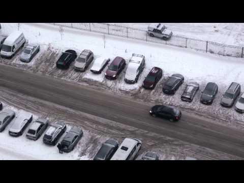 В подмосковных Химках катастрофически не хватает парковок