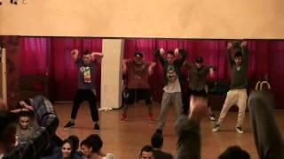 Workshop Tour - Emil & Robert, choreography by Robert Lenart