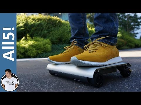 Thumbnail: 5 Of The Best Personal Transport Gadgets!