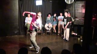 NEW BIRTH vol.4 FINAL HOAN VS DAI (2nd ROUND)