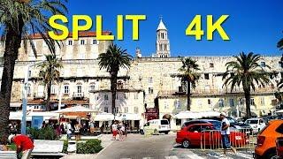 Split Croatia   4K