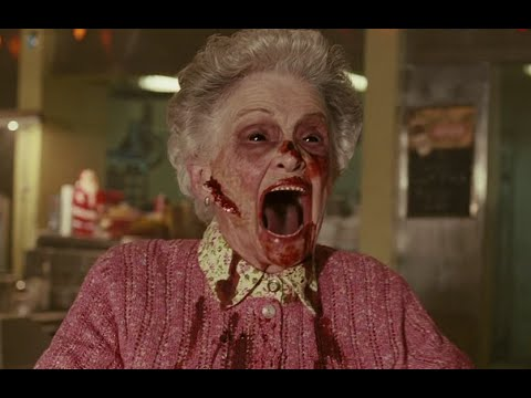 Legion-demonic old lady scene