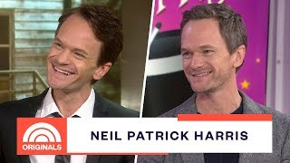 Neil Patrick Harris Talks 'A Series of Unfortunate Events' and More on TODAY