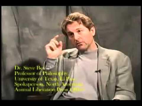 Dr  Steven Best  Moral Evolution & Animal Rights