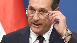 Strache tritt als Österreichs Vizekanzler und FPÖ-Chef zurück