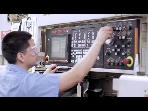 Machine Tool Search Requirements