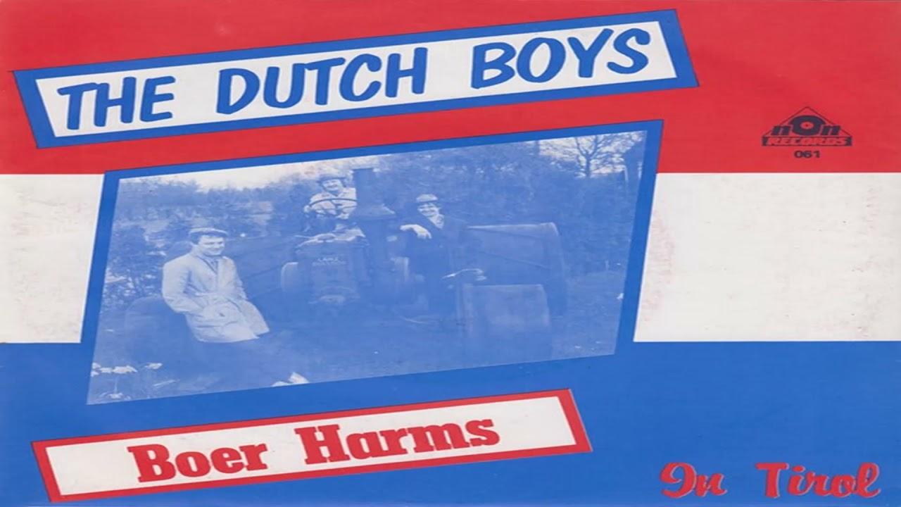 The Dutch Boys-Boer Harms 1982