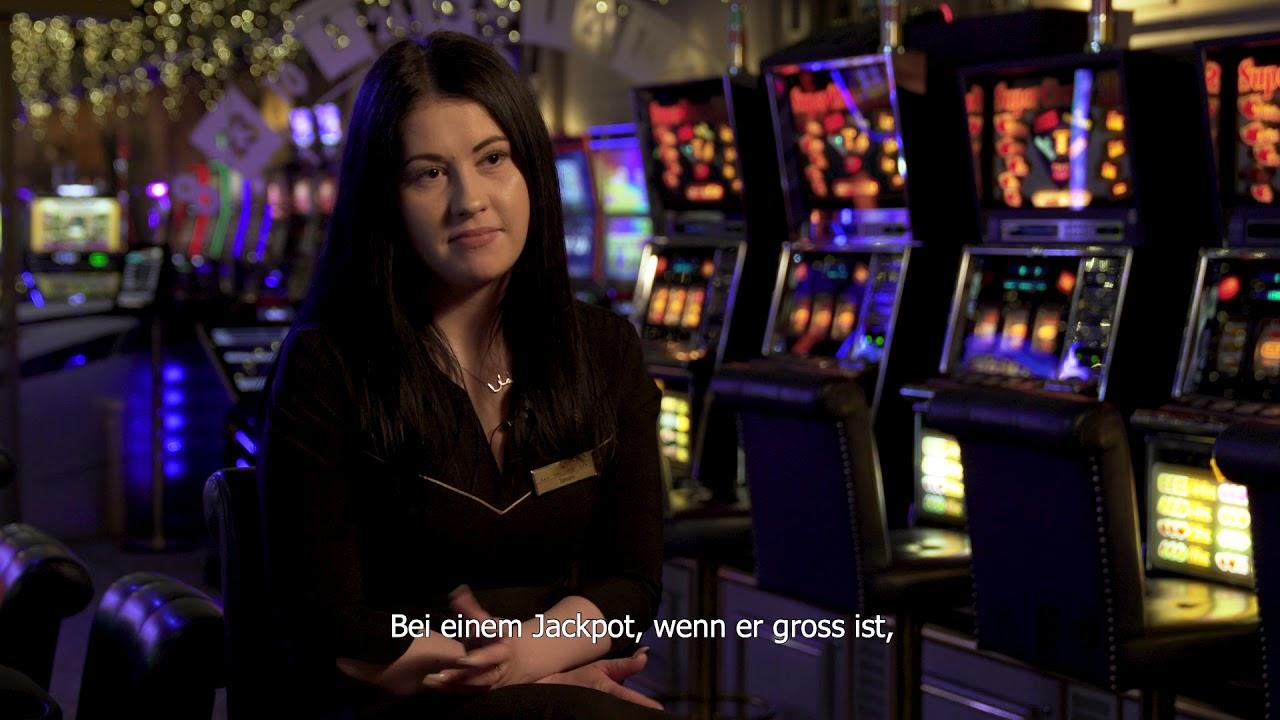 Casino Arbeiten