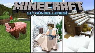 Minecraft 1.17'de Hangi Özellikler Olacak ?