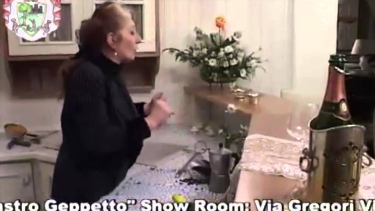 Cucina In Stile Shabby Chic Youtube