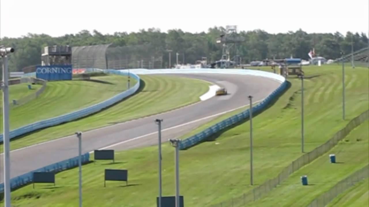 Watkins Glen International Speedway  Rolex Grand Am Practice