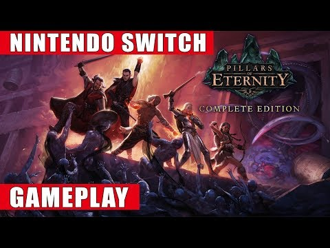 pillars-of-eternity:-complete-edition-nintendo-switch-gameplay