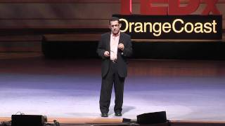 TEDxOrangeCoast - Sid Mohasseb - Exploring the collective conscious