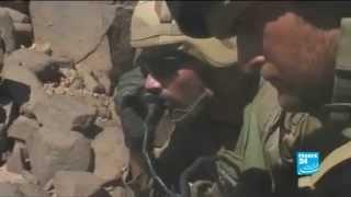 Mali War - 2e REP Legionnaires capture a prisonner