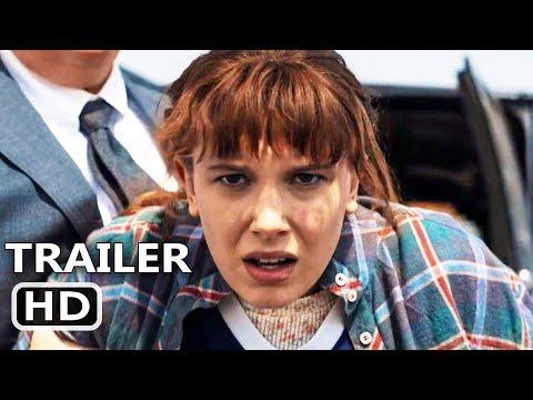 STRANGER THINGS Season 4 Sneak Peek Trailer (NEW, 2021)