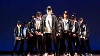 玄洋高等学校ダンス部 西区環境フェスタ2018