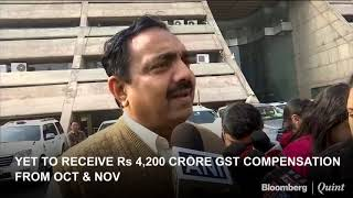 Yet To Receive Rs 4,200 Crore As GST Compensation For October-November: Maharashtra FM