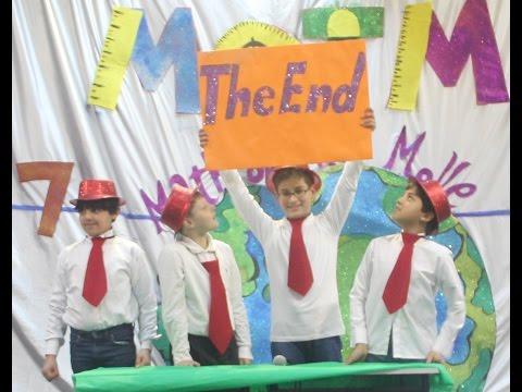 Grade 4 Eagle Drama Show