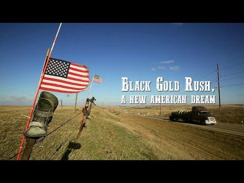 BLACK GOLD RUSH Full Film! williston North Dakota