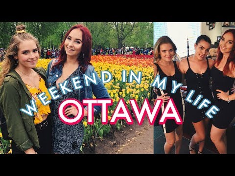 A WEEKEND IN MY LIFE IN OTTAWA