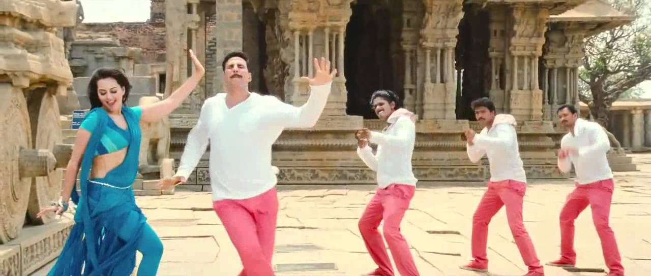 """Dhadang Dhang"" (Official New Item Song) Rowdy Rathore (2012) Ft. Akshay Kumar (HD)"